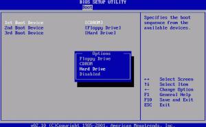 """Как установить Windows способом """"чистая установка"""""""